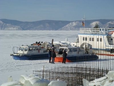 Baikalsee im Winter - Russland