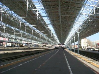Beijing - Nordbahnhof