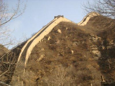 Große Mauer - Nähe Badaling - China