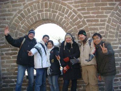 Große Mauer - Badaling - China