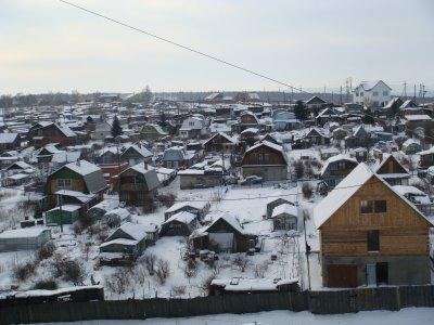 Irkutsk - Sibirien - Russland