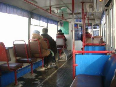 O-Bus in Irkutsk - Sibirien - Russland