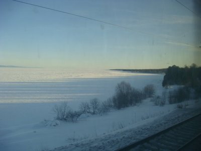 Moskau-Peking-Express - Baikalsee