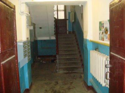 Treppenhaus in Moskau - Russland