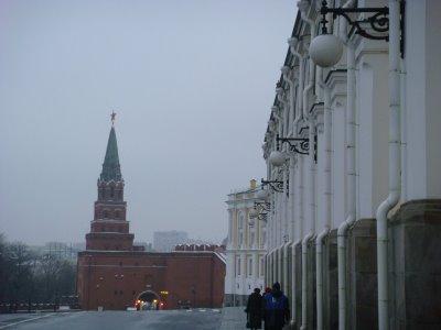Kreml in Moskau - Russland