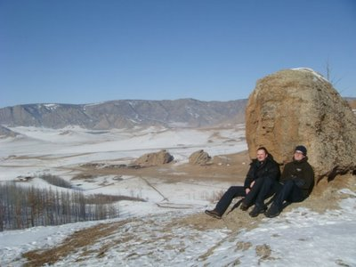 Tereldsh Nationalpark - Mongolei