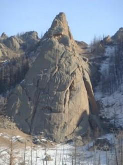Tereldsh Nationalpark - Mongolei