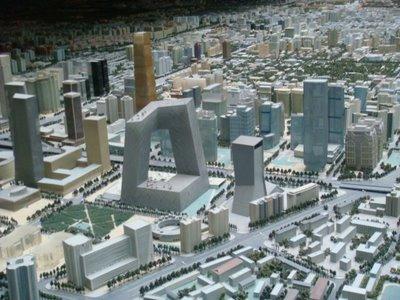 Peking - Stadtentwicklung