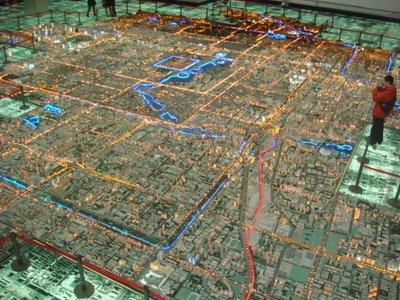 Peking-Stadtentwicklung