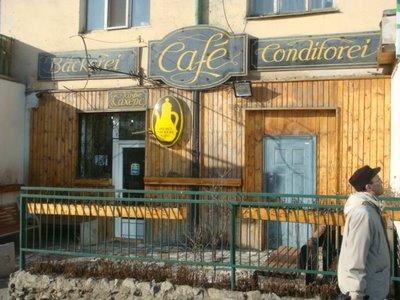 Ulan-Bator - Cafe Sacher