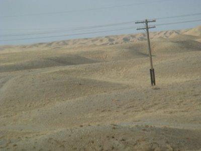 Transmonoglische Eisenbahn - Wüste Gobi