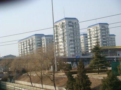 Zug Nr. 24 - Einfahrt in Peking