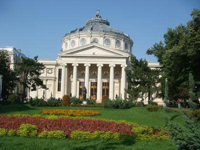 Bukarest - Athenäum