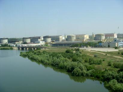 Kernkraftwerk Cernavoda - Rumänien