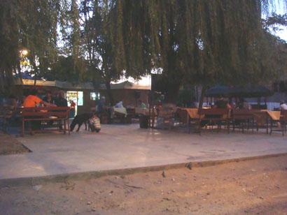 Dorfkneipe - Sfantu Gheorghe - Donaudelta - Rumänien