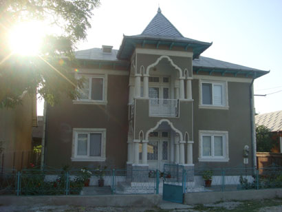 Pension - Sfantu Gheorghe - Donaudelta - Rumänien