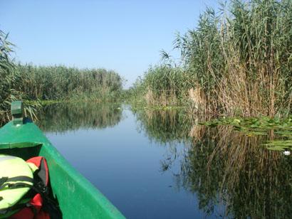 Donaudelta - Rumänien