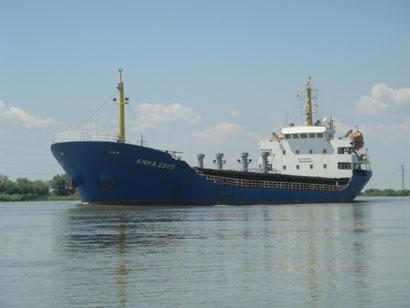 Anna 2005 - Donau - Rumänien
