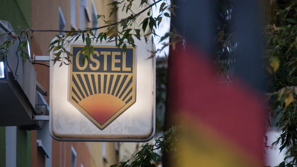 Ostel DDR-Design Hostel in Berlin