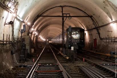 Nähe Station Belorusskaja - Bild: Russos (Klick zum Vergrößern)