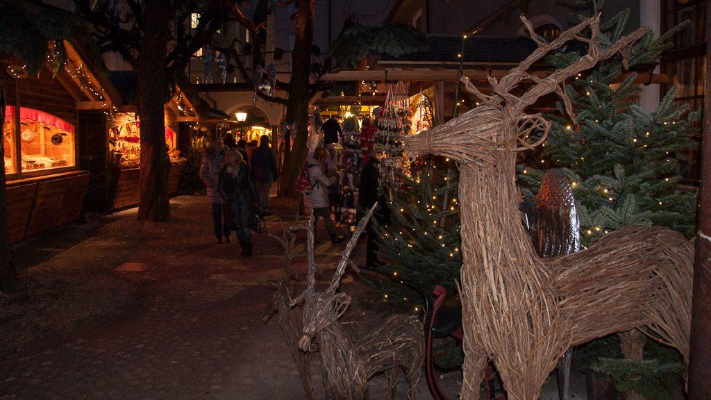 Stern Advent in Salzburg