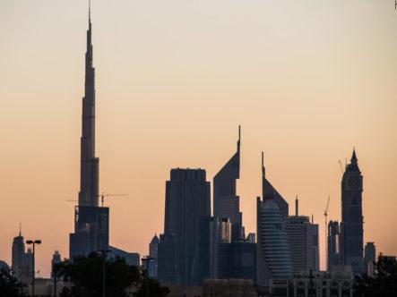 Silvester in Dubai - Vereinigte Arabische Emirate
