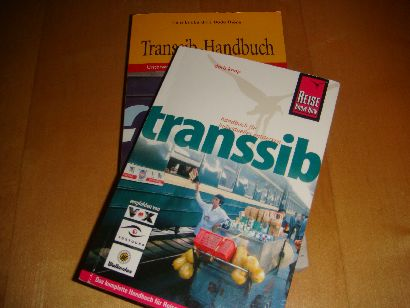 Transsib Reiseführer