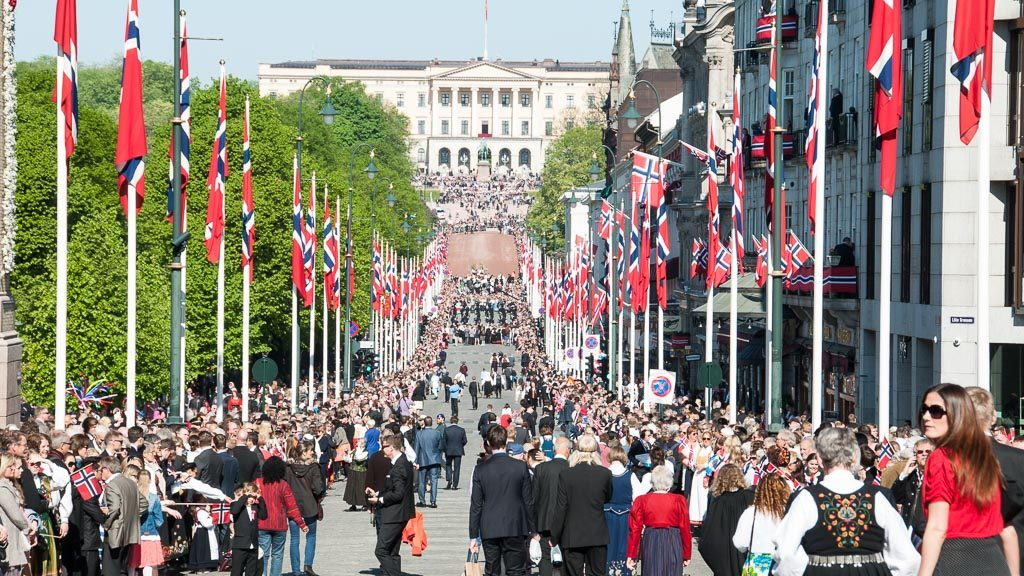 Oslo in Norwegen