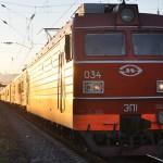 Auf Reise mit der Transsibirischen Eisenbahn