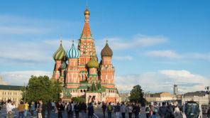 Top Sehenswürdigkeiten in Moskau: Roter Platz