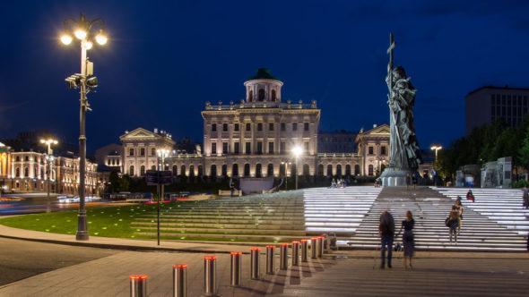 Moskau Sehenswürdigkeiten Tour