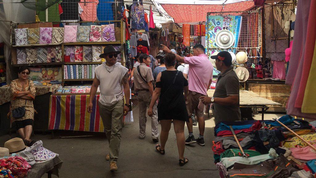 Schwarzmarkt in Ulan-Bator