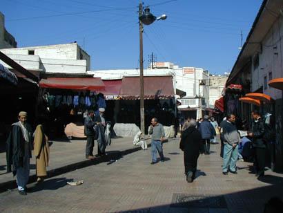Medina in Casablanca - Marokko