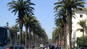 Casablanca - Place Mohammed V.