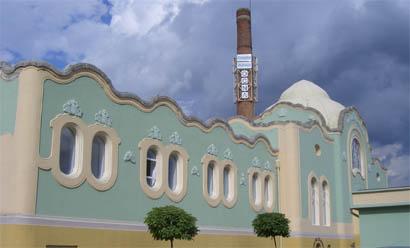 Kurbad in Ocna Sibiului/Salzburg - Rumänien