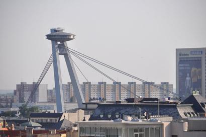 Sehenswürdigkeiten Bratislava: Die Nový Most