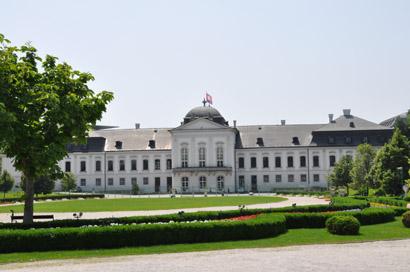Sehenswürdigkeiten Bratislava: Palais Grassalkovich