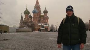 Die Basilius-Kathedrale - Wahrzeichen von Moskau