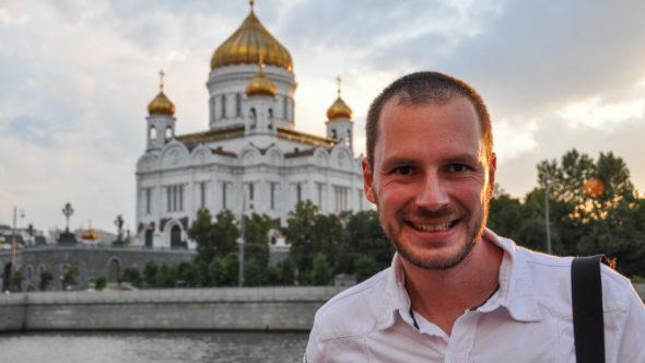 Moskau Schiff Sightseeing Tour - Gerhard Liebenberger