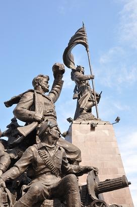 Denkmal Bürgerkrieg 1917 - 1922