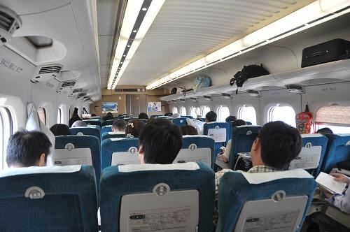 Shinkansen Railstar Waggon