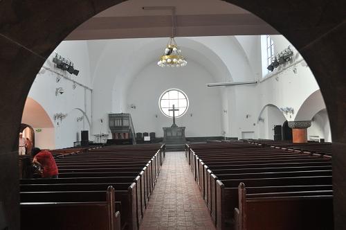 Evangelische Christuskirche in Qingdao