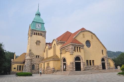Christus-Kirche in Qingdao