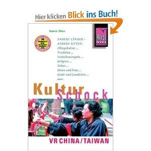 Kulturschock China-Taiwan Buch (Bild: Amazon)
