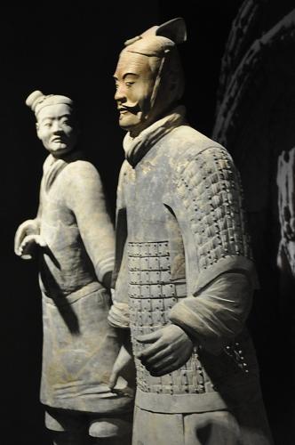 Terrakotta-Krieger - Xi'an