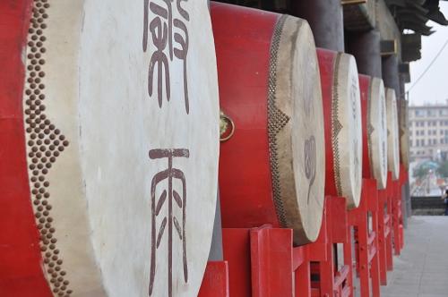 Trommelturm in Xi'an