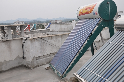 Solaranlagen in China