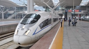 Mit 350 km/h im CRH-Hochgeschwindigkeitszug China bereisen