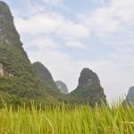 Wandern und Radfahren in der Umgebung von Yangshuo