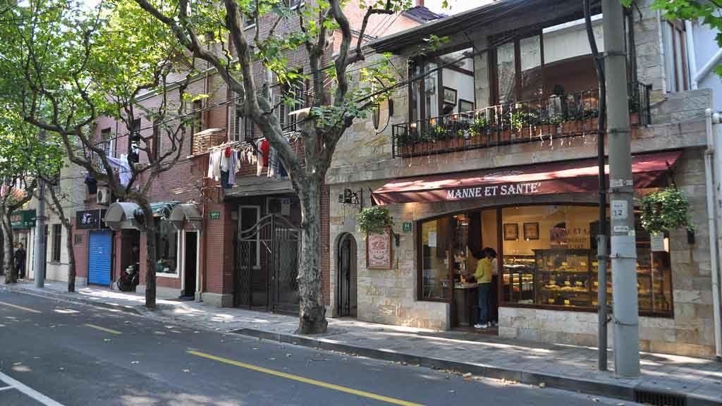 Französische Konzession in Shanghai